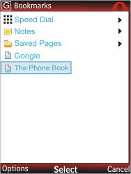 Nokia X2-00 - Internet - Internet browsing - Step 12