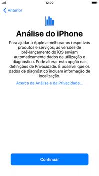 Apple iPhone 7 Plus - iOS 12 - Primeiros passos - Como ligar o telemóvel pela primeira vez -  24