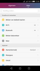Huawei Huawei Y5 II - Internet - Dataroaming uitschakelen - Stap 3