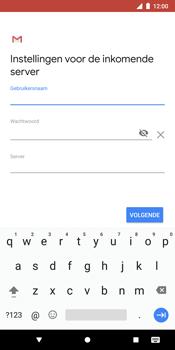 Google Pixel 2 XL - E-mail - Handmatig instellen - Stap 13
