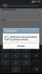 Samsung Galaxy Grand 2 4G - E-mails - Ajouter ou modifier un compte e-mail - Étape 11