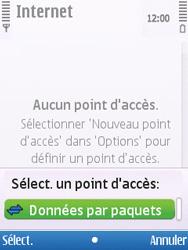 Nokia C5-00 - Internet - Configuration manuelle - Étape 10