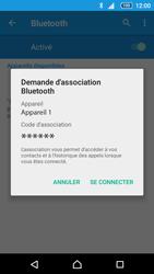 Sony E6653 Xperia Z5 - WiFi et Bluetooth - Jumeler votre téléphone avec un accessoire bluetooth - Étape 7