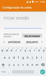 Wiko Sunny DS - Email - Adicionar conta de email -  8