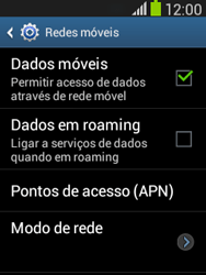 Samsung Galaxy Pocket Neo - MMS - Configurar MMS -  6