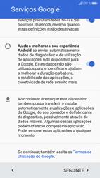 Huawei P9 Lite - Android Nougat - Primeiros passos - Como ligar o telemóvel pela primeira vez -  13