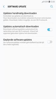 Samsung Galaxy J7 (2017) - Software update - update installeren zonder PC - Stap 5