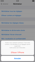 Apple iPhone 6 iOS 9 - Appareil - Restauration d