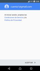 Sony Xperia E5 (F3313) - E-mail - Configurar Gmail - Paso 14