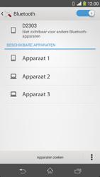 Sony D2303 Xperia M2 - Bluetooth - koppelen met ander apparaat - Stap 8