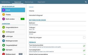 Samsung Galaxy Tab4 10.1 4G (SM-T535) - Voicemail - Handmatig instellen - Stap 5