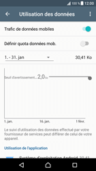 Sony Xperia XZ (F8331) - Internet - Configuration manuelle - Étape 5