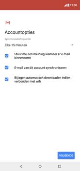 Wiko View 2 - E-mail - e-mail instellen: IMAP (aanbevolen) - Stap 18