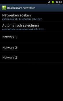 Samsung N7000 Galaxy Note - OS 4 ICS - Bellen - in het buitenland - Stap 9
