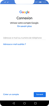 Huawei Mate 20 Lite - E-mail - 032a. Email wizard - Gmail - Étape 8