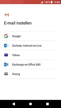 Sony Xperia XA2 Ultra - E-mail - e-mail instellen (gmail) - Stap 8