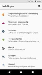 Sony F5321 Xperia X Compact - Android Oreo - Beveiliging en privacy - zoek mijn mobiel activeren - Stap 4
