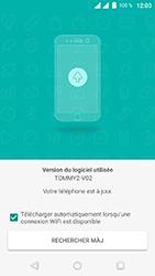 Wiko Tommy 2 - Aller plus loin - Mettre à jour logiciel interne de votre mobile - Étape 7
