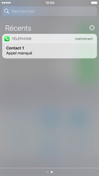 Apple iPhone 6s iOS 10 - iOS features - Personnaliser les notifications - Étape 13