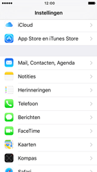 Apple iPhone 5c met iOS 9 (Model A1507) - E-mail - Handmatig instellen - Stap 4
