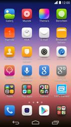 Huawei Ascend P7 - Wifi - handmatig instellen - Stap 3