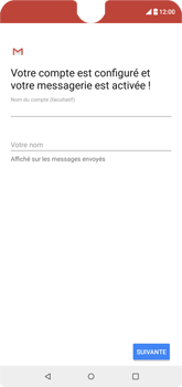 Wiko View 2 - E-mail - Configurer l