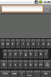 Samsung I5700 Galaxy Spica - Internet - Internet browsing - Step 5