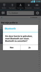 LG D505 Optimus F6 - Contacten en data - Contacten overzetten via Bluetooth - Stap 9