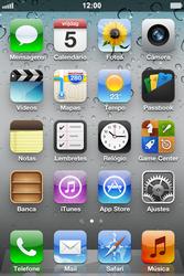 Apple iPhone iOS 5 - Funções básicas - Como checar se o seu aparelho está desbloqueado para outras operadoras - Etapa 1