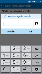 Samsung G530FZ Galaxy Grand Prime - Messagerie vocale - configuration manuelle - Étape 8
