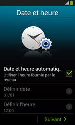 Samsung Galaxy Ace 3 - Premiers pas - Créer un compte - Étape 4