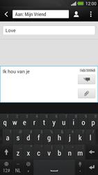 HTC One - MMS - Afbeeldingen verzenden - Stap 10