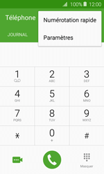Samsung Galaxy J1 (2016) (J120) - Messagerie vocale - configuration manuelle - Étape 6