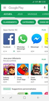 Samsung Galaxy S9 - Applications - Créer un compte - Étape 18