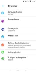 Alcatel 1X - Aller plus loin - Mettre à jour le logiciel interne de votre mobile - Étape 6