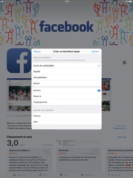 Apple Apple iPad Pro 12.9 - iOS 11 - Applications - Télécharger des applications - Étape 14