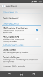 Sony D6503 Xperia Z2 - MMS - probleem met ontvangen - Stap 6