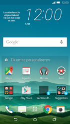 HTC One M9 (Model 0PJA100) - Voicemail - Handmatig instellen - Stap 1