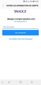 Samsung Galaxy A8 - E-mails - Ajouter ou modifier votre compte Yahoo - Étape 9