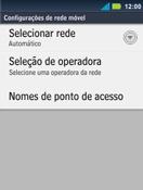 Motorola Master XT605 - Internet (APN) - Como configurar a internet do seu aparelho (APN Nextel) - Etapa 6