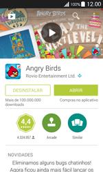 Samsung G357 Galaxy Ace 4 - Aplicativos - Como baixar aplicativos - Etapa 19