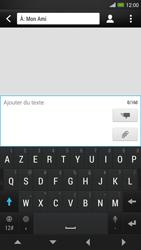 HTC One Max - Mms - Envoi d
