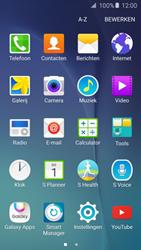 Samsung Galaxy S5 Neo (SM-G903F) - Voicemail - Handmatig instellen - Stap 3