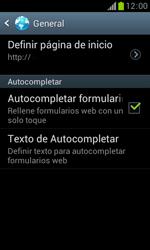 Samsung S7560 Galaxy Trend - Internet - Configurar Internet - Paso 23