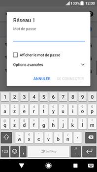 Sony Xperia XA2 Ultra - Internet et connexion - Accéder au réseau Wi-Fi - Étape 8
