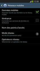 Samsung Galaxy Grand 2 4G - Internet et connexion - Activer la 4G - Étape 8