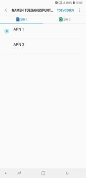 Samsung Galaxy A7 (2018) - MMS - handmatig instellen - Stap 18