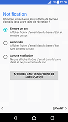 Sony Xperia XA (F3111) - Android Nougat - E-mail - Configuration manuelle (outlook) - Étape 14