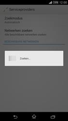Sony Xperia T3 - Netwerk - Gebruik in het buitenland - Stap 7