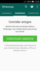Alcatel Pixi 3 - Aplicações - Como configurar o WhatsApp -  11